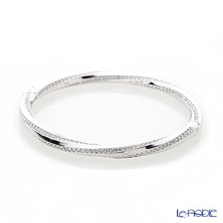 Swarovski Bangle hirte (Silver) size M SW5350171 17AW