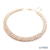 Swarovski necklace Baron l/s (rose gold) SW5350615 17AW