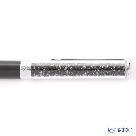 スワロフスキー Crystalline ボールペン(ブラック)SW5351069 17AW