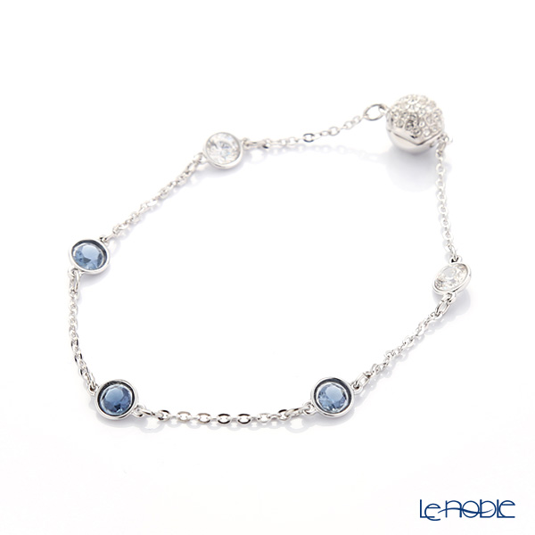 Swarovski bracelet remix collection timeless (blue/silver) SW5354791 17AW