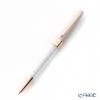 スワロフスキー Crystalline ボールペン(ローズゴールド/ヴィンテージローズ)SW5354896 18SS
