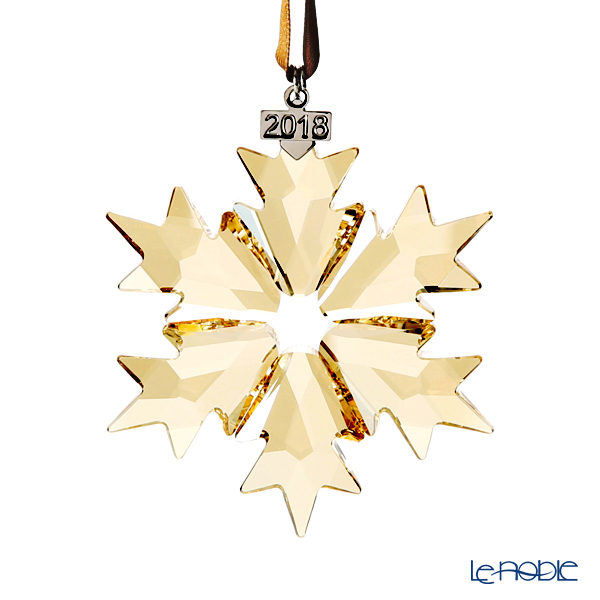 swarovski annual edition ornament 2018 christmas