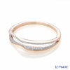 Swarovski Bangle hilly (rose gold) size S SW5366593 17AW