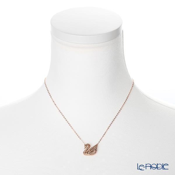 Swarovski 'Iconic Swan / Gold' Rose Gold SW5368988 [2018] Pendant 36cm