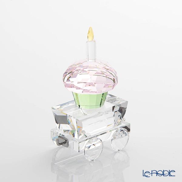 スワロフスキー カップケーキのワゴン SWV5-377-674 18SS