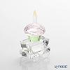 スワロフスキー カップケーキのワゴンSWV5-377-674 18SS