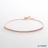Swarovski Subtle Bracelet, pink, rose gold plating SW5382310 17AW