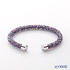 Swarovski Bangle Crystal dust (purple) m/s SW5385820 18SS