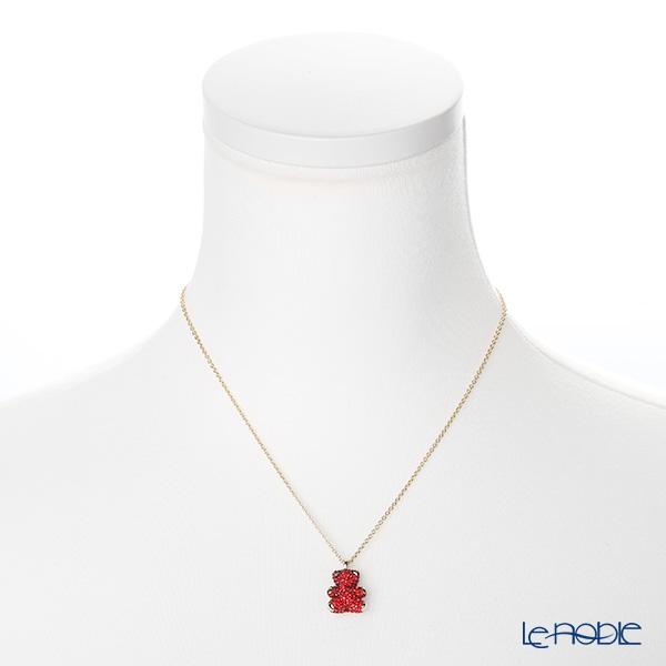 Swarovski 'Teddy / Red' Gold SW5388876 [2018] 3D Pendant 36cm