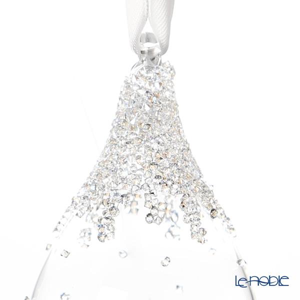 Swarovski 'Christmas - Oval Teardrop' SWV5398390 [2018] Ornament H11cm
