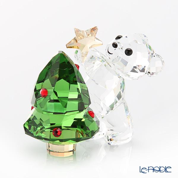 スワロフスキー クリスベア Kris Bear Christmas 2018年度限定生産品 SWV5-399-267 18AW