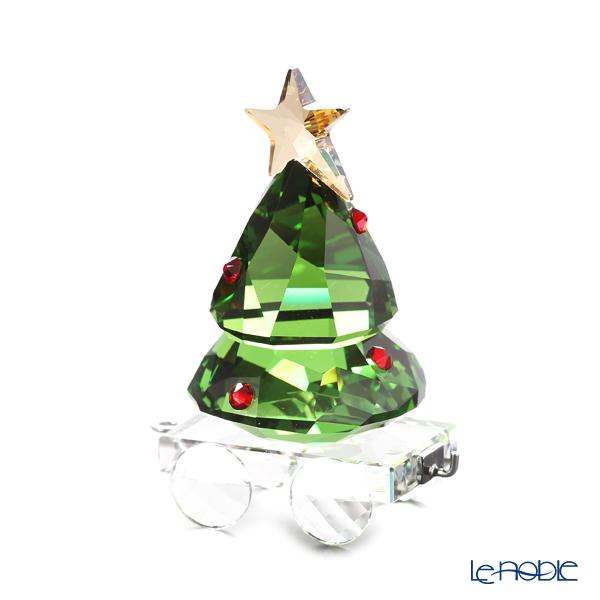 スワロフスキー クリスマスツリーのワゴン SWV5-399-977 18AW
