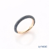 Swarovski 'Stone - Mini / Blue' Rose Gold SW5402445 [2018] Ring (6.5 / L~M)