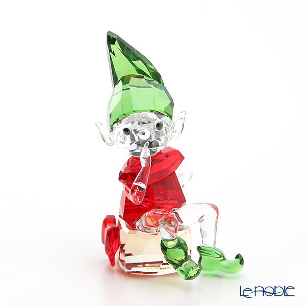 Swarovski 'Christmas - Santa's Elf' SWV5402746 [2018] Figurine H5.5cm