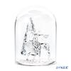 スワロフスキー ガラス鐘 松の木とシカ (クリスマスツリーとトナカイ)SWV5-403-173 18AW