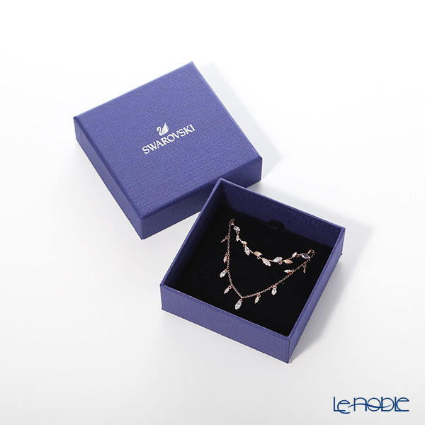 Swarovski 'Mayfly / White' Rose Gold SW5410412 [2018] Layered Necklace 48cm