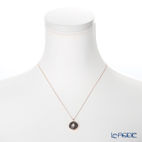 Swarovski 'Locket / Black & White' Rose Gold SW5421295 [2018] Pendant 48cm