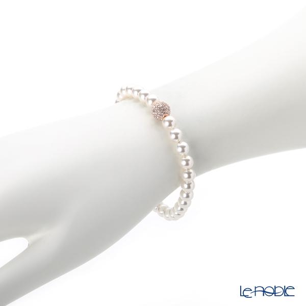 Swarovski Bracelet Remix Collection PC (Rose gold/White) L/S SW5421434 17AW
