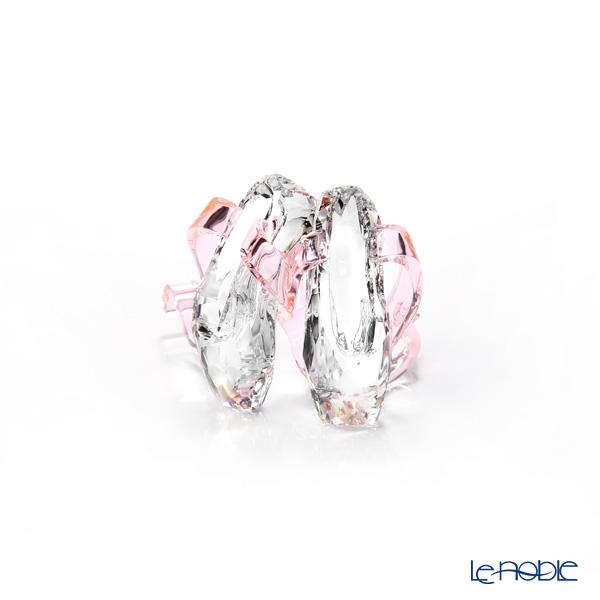 Swarovski 'Ballet Shoes' Pink SWV5428568 [2019] Decoration Object H4.5cm