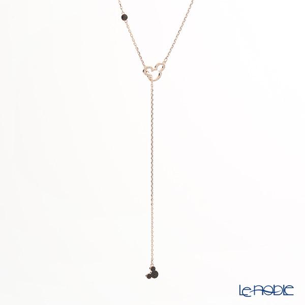 スワロフスキー Y字型ネックレス ミッキー SW5429084 18AW ミッキー90周年デザイン