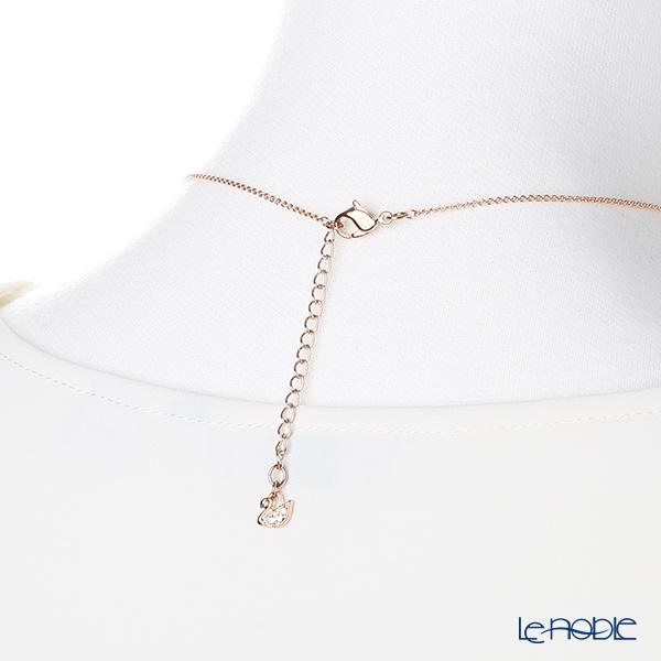 Swarovski 'Major / White & White Pearl' Rose Gold SW5429965 [2018] Y Necklace 43.5cm