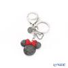 Swarovski 'Disney - Mickey & Minnie / Black & Red' Stainless Steel SW5435479 [2018] Bag Charm