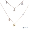 Swarovski Double Necklace Ocean SW5446664 19SS