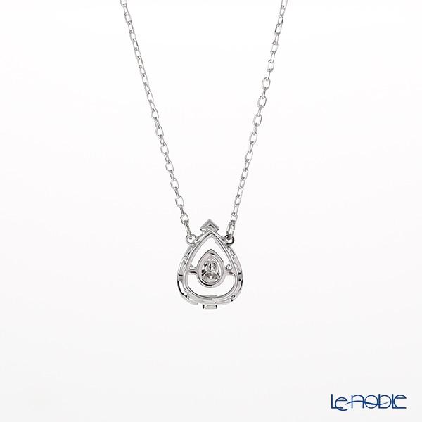 Swarovski 'Sparkling Dance - Pear / White' Rhodium SW5451992 [2018] Necklace 44cm
