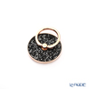Swarovski 'Glam Lock (Round) / Black' Rose Gold SW5457469 [2019] Mobile Ring