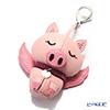Swarovski 'Bu Bu (Pig) / Pink Wing' SW5457470 [2019] Bag Charm
