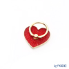 Swarovski 'Glam Lock (Heart) / Red' Gold SW5457473 [2019] Mobile Ring