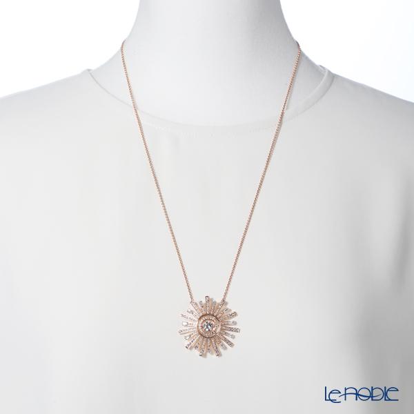 Swarovski 'Sunshine / White' Rose Gold SW5459593 [2019] Long Necklace 78cm