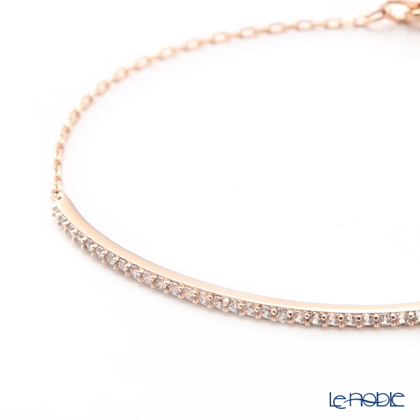 Swarovski 'Only / White' Rose Gold SW5464128 [2019] Bracelet 20cm