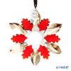 Swarovski Winter Sparkle Ornament SWV5-464-865 19AW Toad Boneche Design 2019 Limited Edition