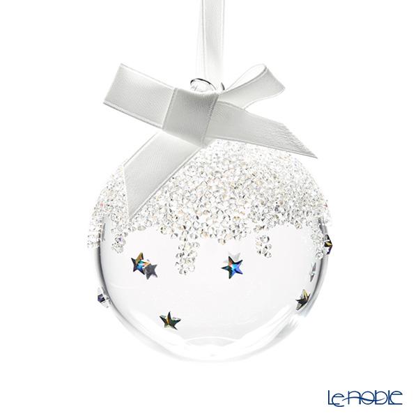 Swarovski 'Christmas Ball - 12 Stars' SWV5464884 [Annual Edition 2019] Ornament 6cm (S)