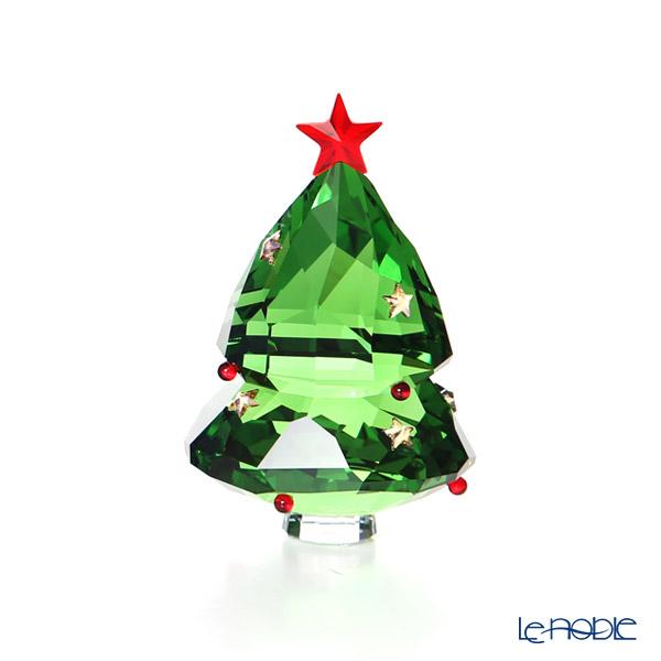スワロフスキー クリスマスツリー グリーン SWV5-464-888 19AW