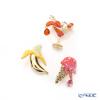 Swarovski 'No Regrets (Cocktail, Ice Cream, Banana)' SW5468254 [2019] Brooch (set of 3)