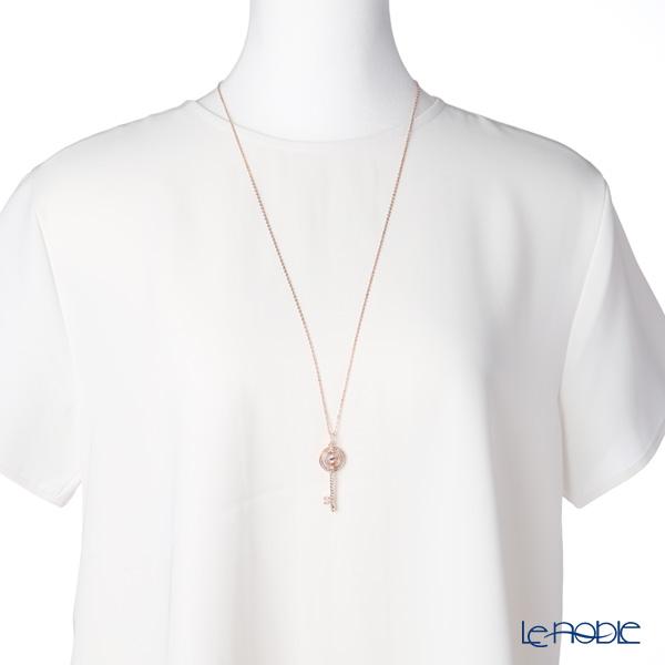 Swarovski Pendant Sparkling Dance round key (Rose gold) SW5469120 19SS