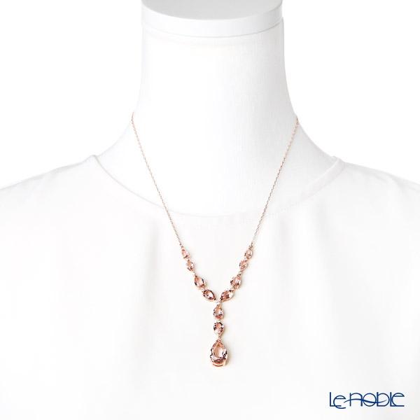 Swarovski 'Vintage - Pink' Rose Gold SW5472610 Pendant 48cm
