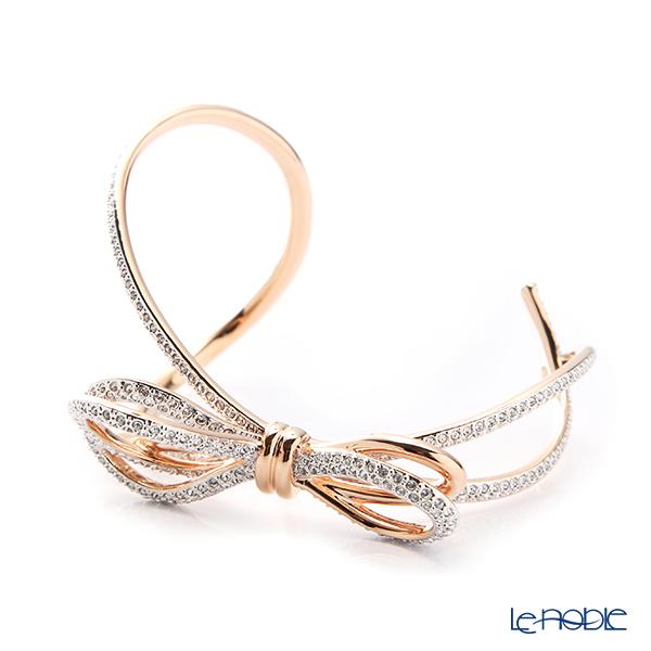 Swarovski 'Lifelong - Bow / White' Rose Gold SW5474925 [2019] Bangle (S)