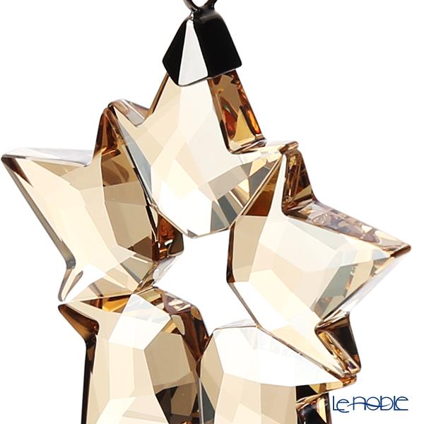 スワロフスキー リトルスター オーナメント ゴールドSWV5-476-002 19AW(2019年度限定生産品)