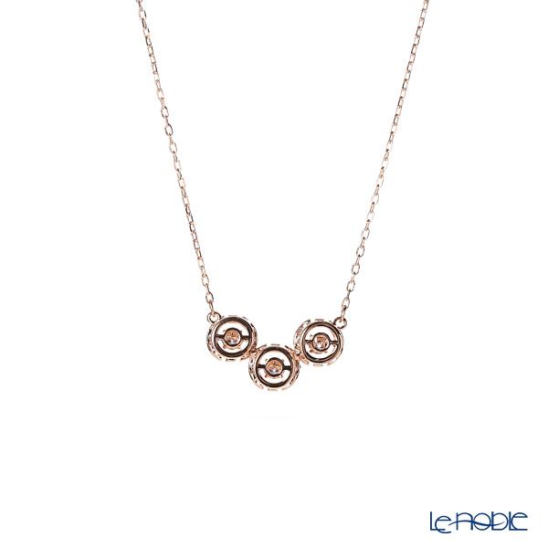 Swarovski 'Sparkling Dance - Trilogy / White' Rose Gold SW5480482 [2019] Necklace 44cm