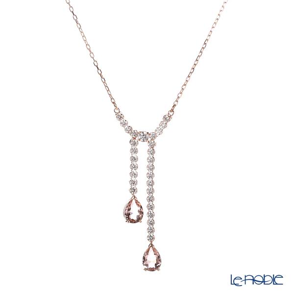 Swarovski Y Necklace Vintage (pink/rose gold) SW5480483 19SS