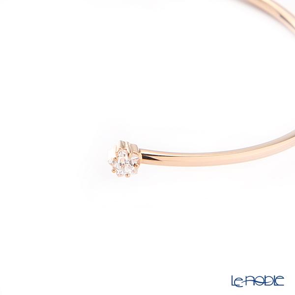 Swarovski 'Moonsun / White' Rose Gold SW5486353 [2019 collaboration with Penélope Cruz] Bangle (M)