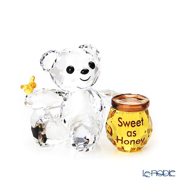 スワロフスキー クリスベア SWEET AS HONEY SWV5-491-970 20SS