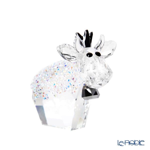 スワロフスキー BIRTHDAY PRINCESS MO(モー 牛) SWV5-492-750 20SS 2020年度限定生産品