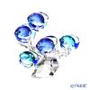 Swarovski 'School of Fish' Blue SWV5493705 Animal Figurine H18.5cm