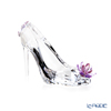 Swarovski 'Shoe with Flower (Purple)' SWV5493712 Decoration Object H5.5cm