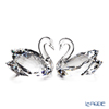 Swarovski 'Swan Couple' SWV5493713 Animal Figurine (set of 2)