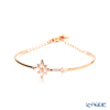 Swarovski 'Symbol - Star / White' Rose Gold SW5494338 Bangle
